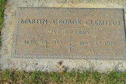 Martin George Clemitus