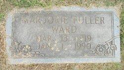 Marjorie <i>Fuller</i> Ward
