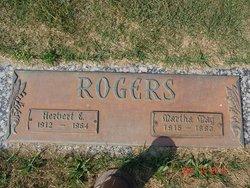 Martha Mae <i>Agan</i> Rogers