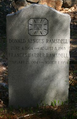 Donald Aengus Ramsdell