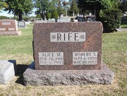 Robert S Rife