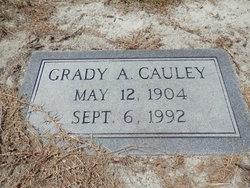 Grady A. Cauley