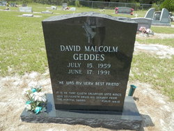 David Malcolm Geddes