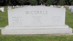 Mary <i>Smith</i> McCorkle