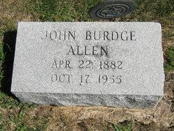 John Burdge Allen