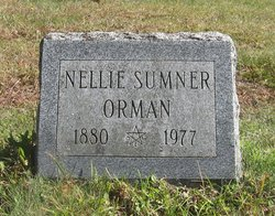 Nellie <i>Sumner</i> Orman