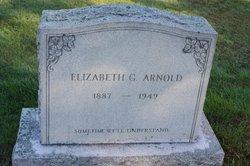Elizabeth Gertrude Arnold