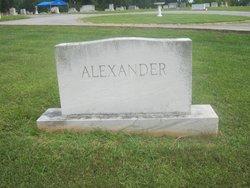 Frances Virginia <i>Plonk</i> Alexander