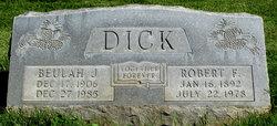 Beulah J. Dick