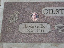 Louise Bertha <i>Allensworth</i> Gilstrap