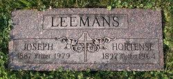 Joseph Leemans