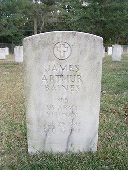 James Arthur Baines
