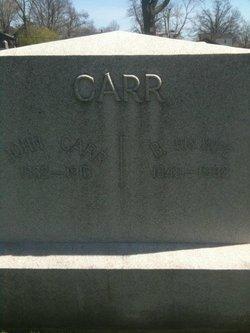 Bridget <i>Bolan</i> Carr
