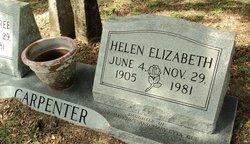 Helen Elizabeth <i>Gue</i> Carpenter