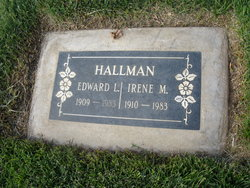 Edward L Hallman