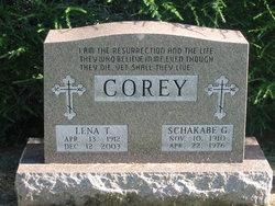 Lena <i>Thabet</i> Corey