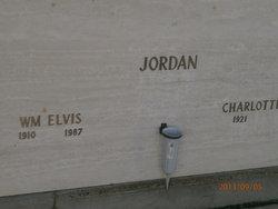 William Elvis Jordan