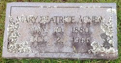 Mary Beatrice Agnew
