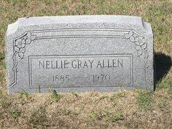Eleanor Marcia Nellie <i>Gray</i> Allen