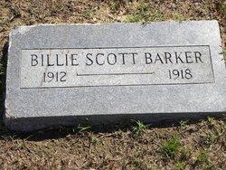 Billie Scott Barker