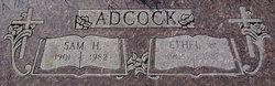 Ethel B Adcock