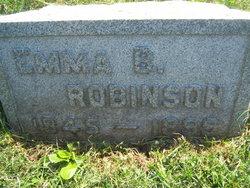 Emma <i>Brown</i> Robinson