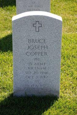 Bruce Joseph Copper