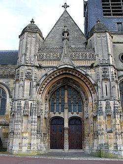 Eglise St. Pierre de Montdidier