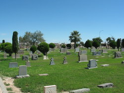 Evergreen Alameda Cemetery