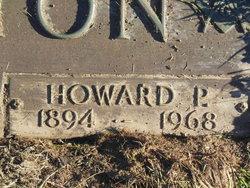 Howard P Boynton