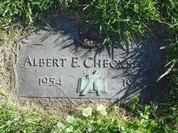 Albert Edward Teddy Checksfield, III