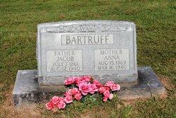 Anna <i>Bauer</i> Bartruff