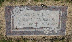 Paulette <i>Teasley</i> Anderson