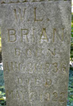 W L Brian