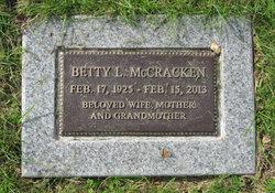 Betty L McCracken