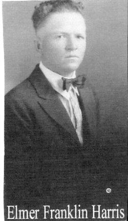Elmer Franklin Harris