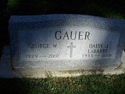 Daisy J <i>La Barre</i> Gauer