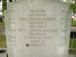 Rose Delima <i>Chabot</i> Dupuis