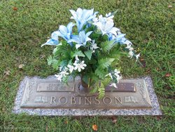 Dorothy Evelyn <i>Littrell</i> Robinson