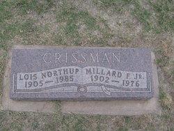 Lois J. <i>Northup</i> Crissman