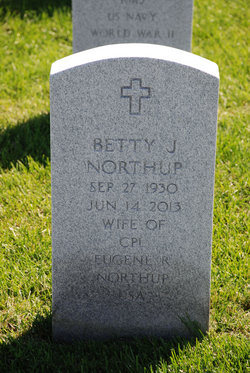 Betty J Northup