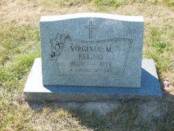 Virginia May <i>Abels</i> Keling