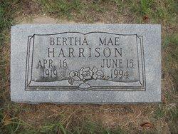 Bertha Mae <i>Bateman</i> Harrison