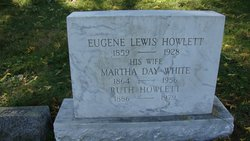 Martha Day Mattie <i>White</i> Howlett