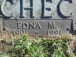 Edna Mae <i>Emmons</i> Checksfield