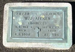 William James Aitken