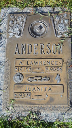 A. Lawrence Anderson