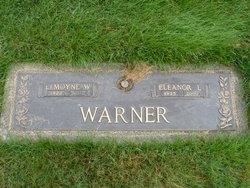 Eleanor L Warner