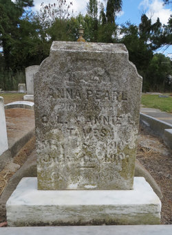 Anna Pearl Tawes