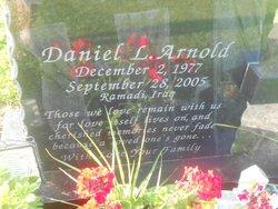 Sgt Daniel Arnold